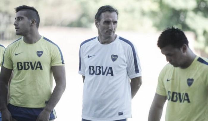 """Schiavi: """"Me gustaría dirigir a la Primera de Boca en un futuro"""""""