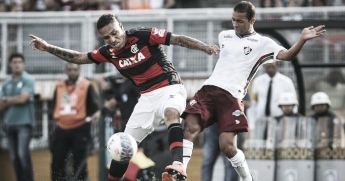 Adversários nesta rodada, Fla e Flu ainda buscam goleadores para o Brasileirão