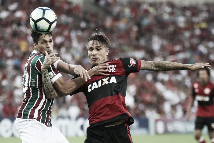 Fluminense e Flamengo empatam em clássico movimentado e seguem próximos na tabela