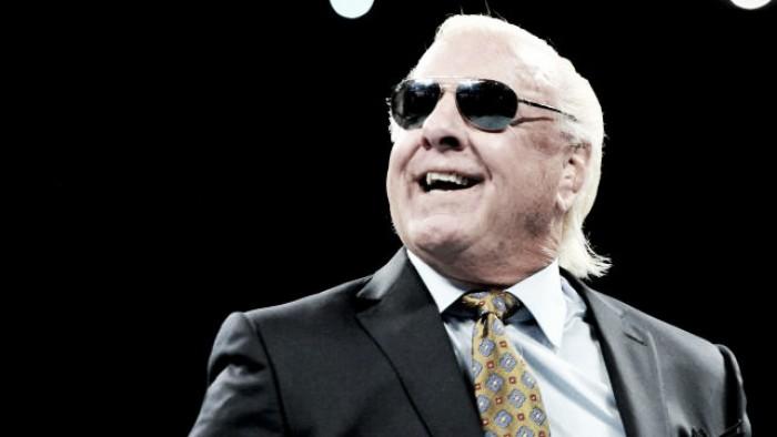 Ric Flair's WWE status