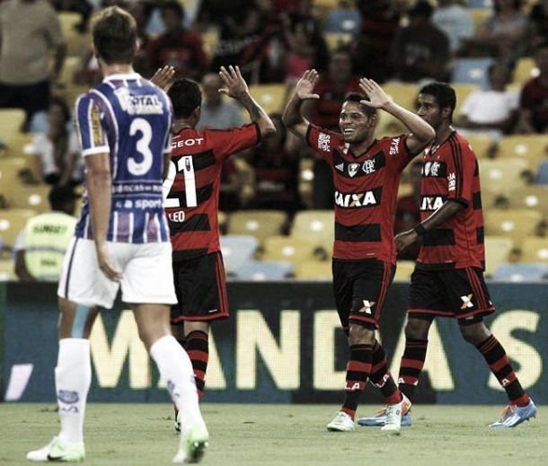 Flamengo vence o Madureira com mais uma boa atuação dos reservas