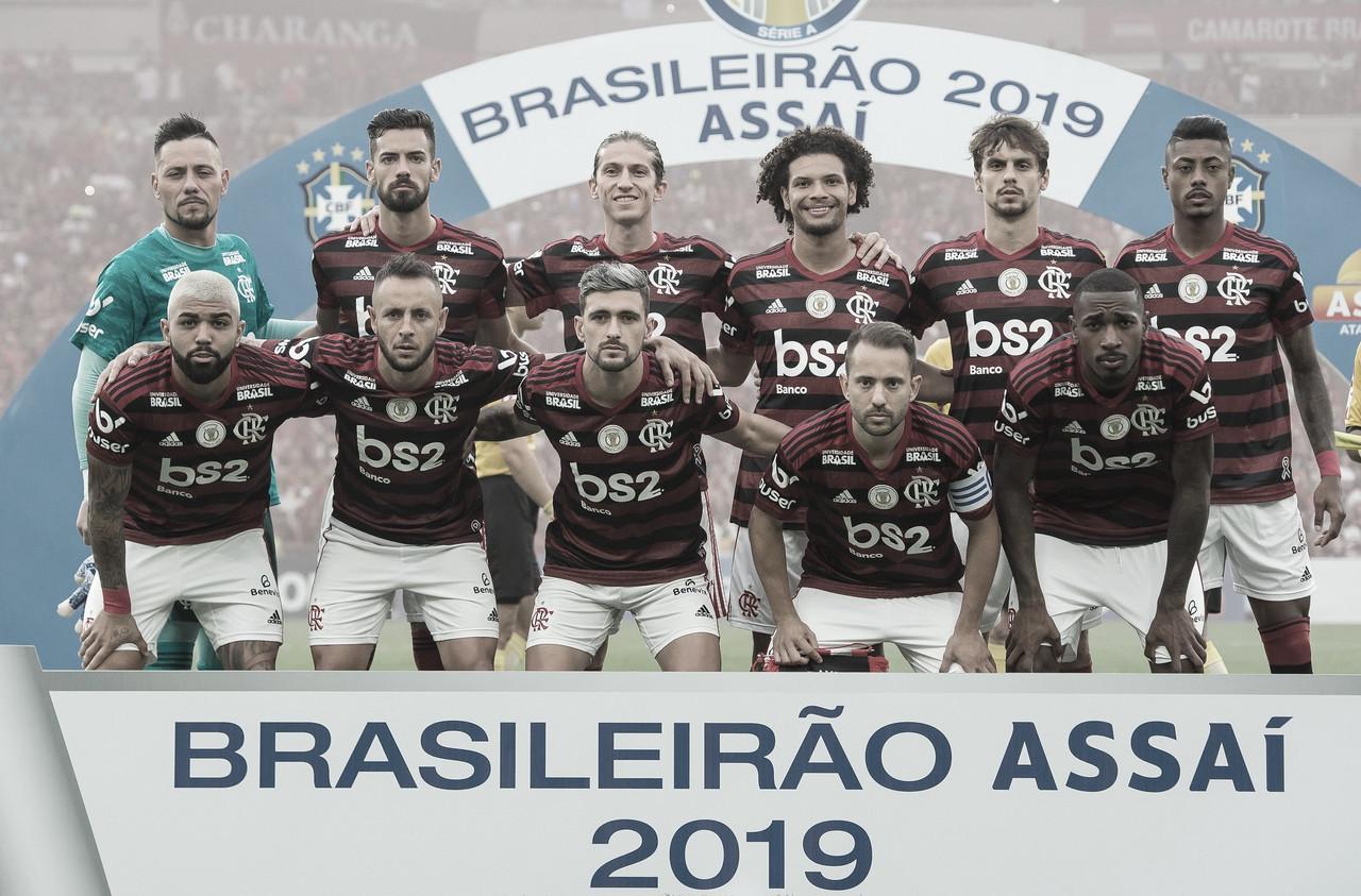 Líder isolado, Flamengo dá as cartas no Brasileirão e reacende esperança da torcida