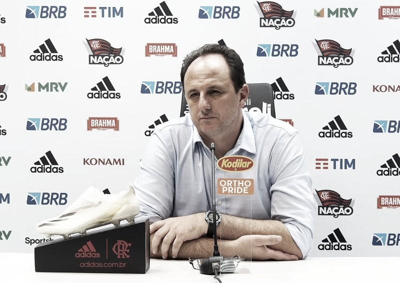 Ceni exalta Bruno Henrique, elogia arbitragem e comenta sobre 'maratona de jogos'