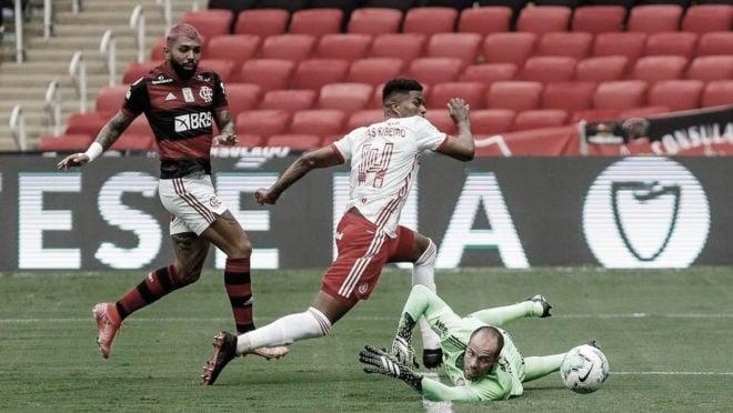 Gols e melhores momentos Flamengo x Inter pelo Campeonato Brasileiro (0-4)