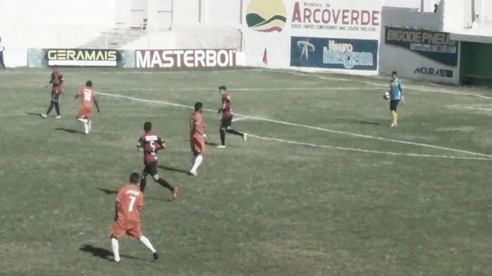 Flamengo de Arcoverde assume liderança do Hexagonal da Permanência em Pernambuco