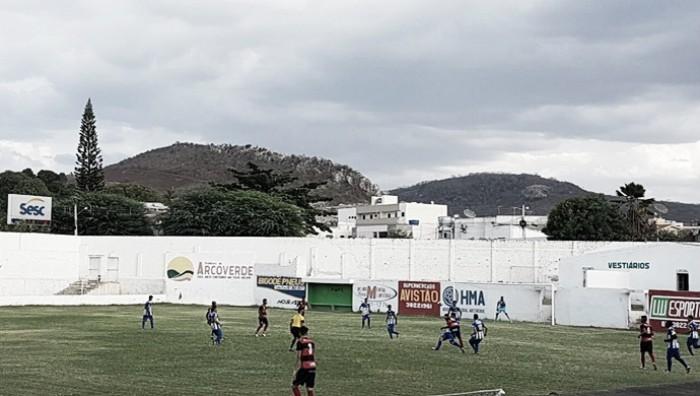 Jogos de ida das semifinais do Pernambucano Série A-2 terminam empatados