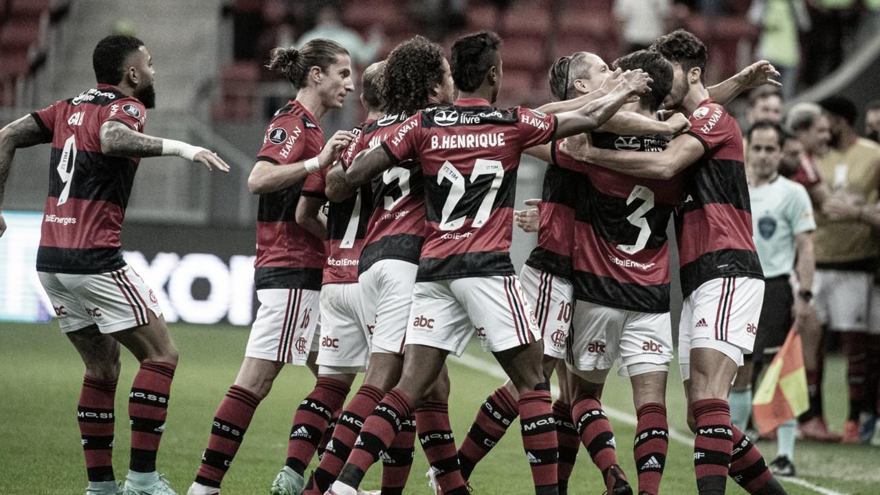 Flamengo x Barcelona EQU AO VIVO: onde assistir ao jogo em tempo real pela Libertadores