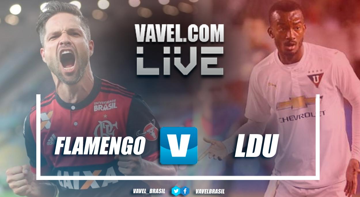 Flamengo vs Liga de Quito EN VIVO online en la Copa Libertadores 2019