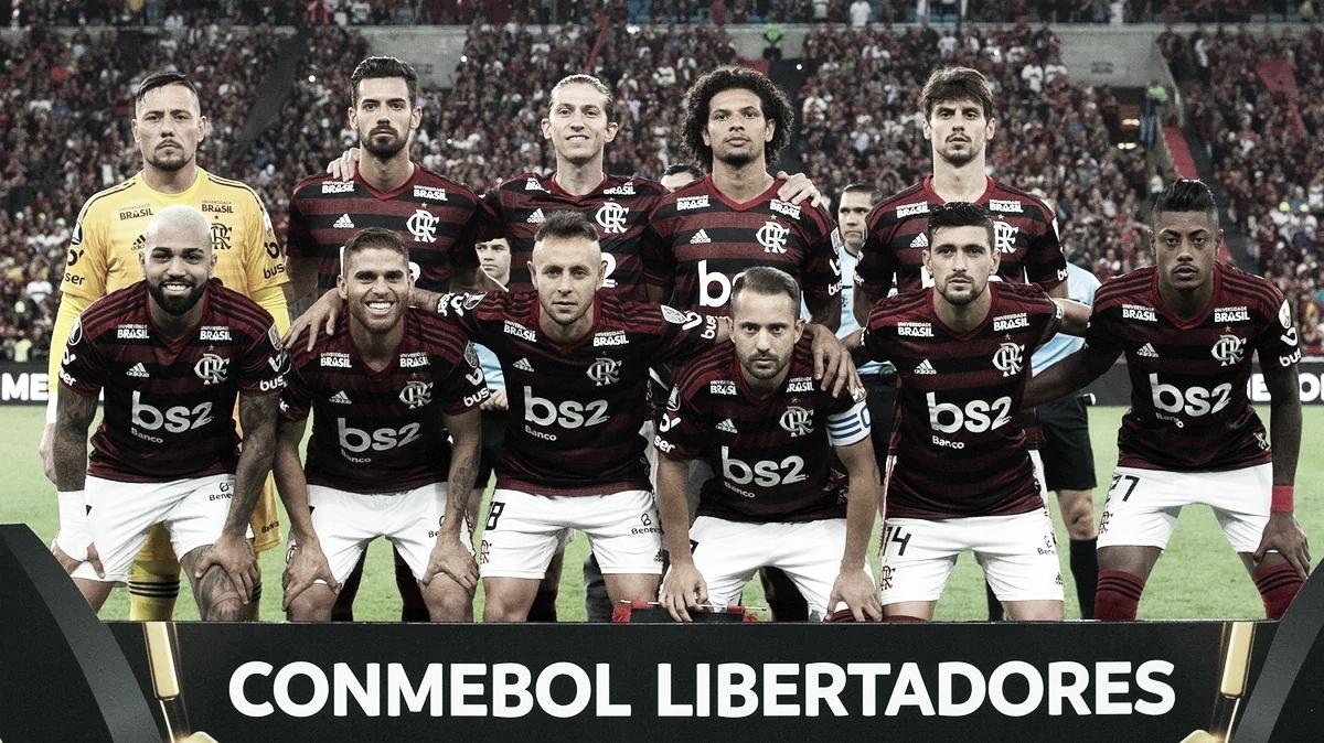 Así llega Flamengo, el gran rival del Millonario en la final continental