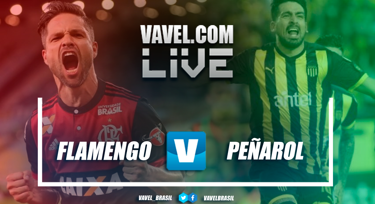 Resultado Flamengo x Peñarol na Copa Libertadores (0-1)
