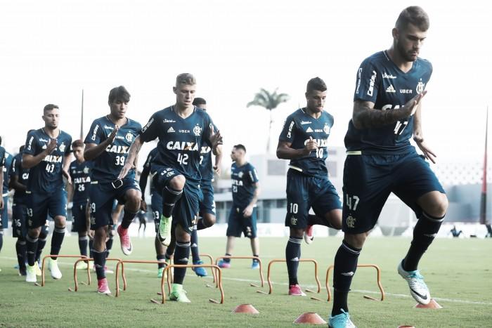 Embalado por título estadual, Flamengo estreia na Copa do Brasil contra Atlético-GO