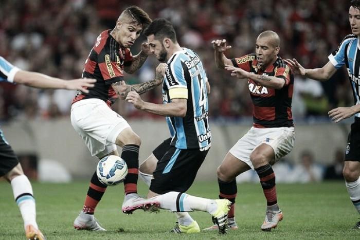 Grêmio recebe Flamengo pela segunda rodada do Campeonato Brasileiro