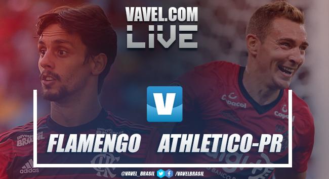 Resultado Flamengo x Athletico-PR (3-2)