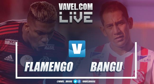 Resultado e gols do jogo Flamengo 2x1 Bangu no Campeonato Carioca 2019