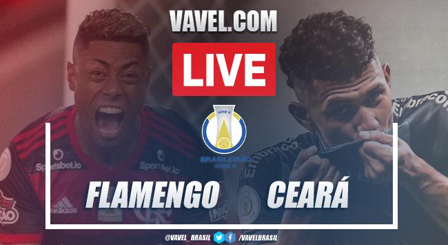 Gols e melhores momentos Flamengo 0 x 2 Ceará pelo Campeonato Brasileiro 2020