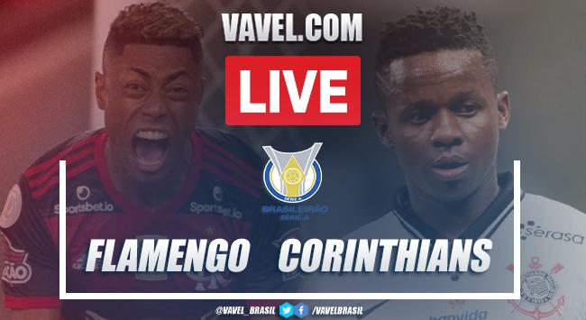 Gols e melhores momentos de Flamengo 2x1 Corinthians