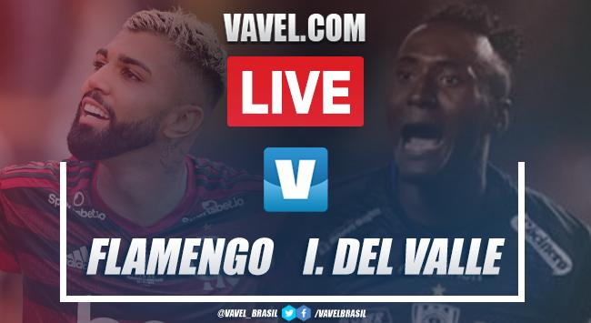 Resumen y goles: Flamengo 3-0 Independiente del Valle por la Recopa Conmebol Sudamericana