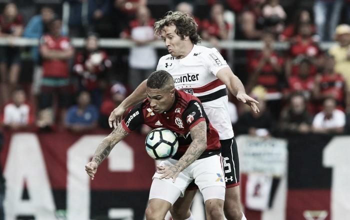 Flamengo vence São Paulo, mantém boa sequência e se consolida nas primeiras colocações