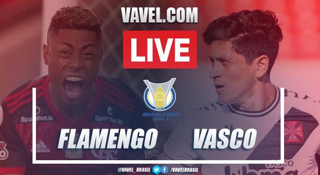 Gols e melhores momentos Flamengo 2 X 0 Vasco
