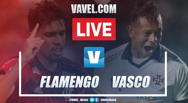 Gols e melhores momentos Flamengo 4x4 Vasco pelo Campeonato Brasileiro 2019