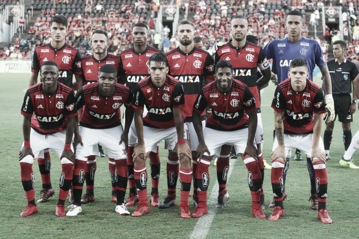 Clássico entre Flamengo e Vasco fica no 0 a 0