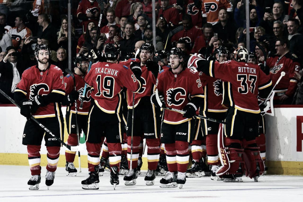 El renacimientode Calgary Flames