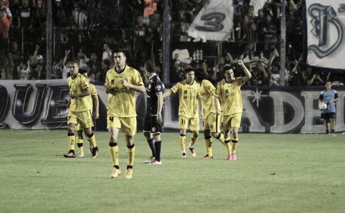 Independiente Rivadavia (1) - Flandria (1): un mal resultado