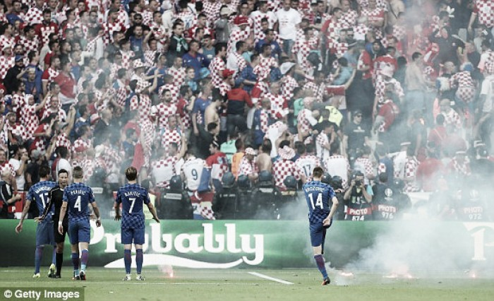 Czech Republic 2-2 Croatia: Dramatic Czech comeback made as off-field troubles flare up once again