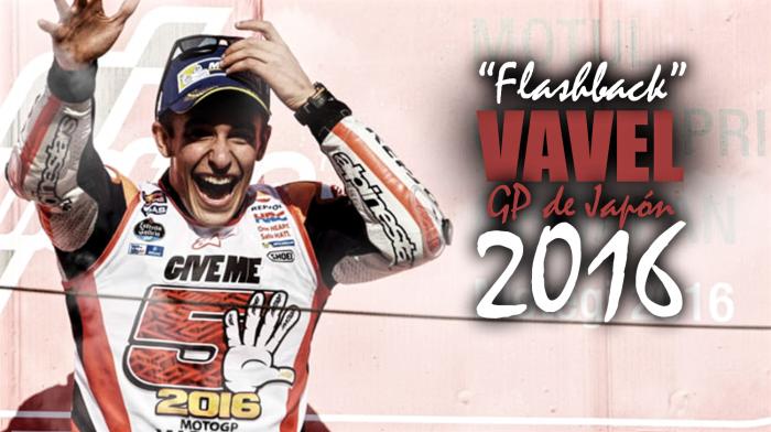 Flashback Japón 2016: Marc Márquez se corona campeón