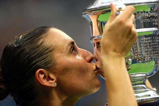 Ranking WTA: sempre più in alto Pennetta e Muguruza, stabili Vinci ed Errani