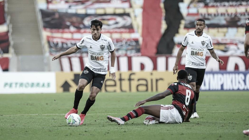 No Maracanã, Atlético-MG de Sampaoli sufoca Flamengo de Domènec