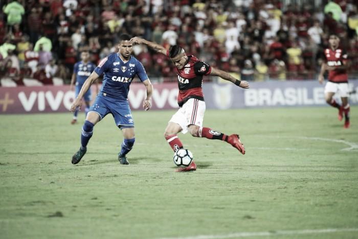 Flamengo vence Cruzeiro com tranquilidade e abre vantagem no G-7 do Campeonato Brasileiro