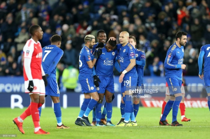 Leicester City 2-0 Fleetwood Town: Player ratings as Foxes comfortably secure FA Cup Fourth Round place