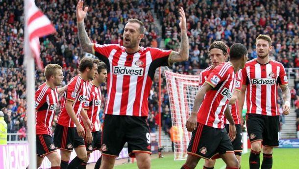 Sunderland 3-1 Stoke Match Report
