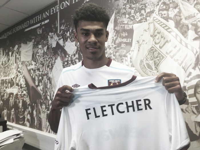 Fletcher signs for West Ham United