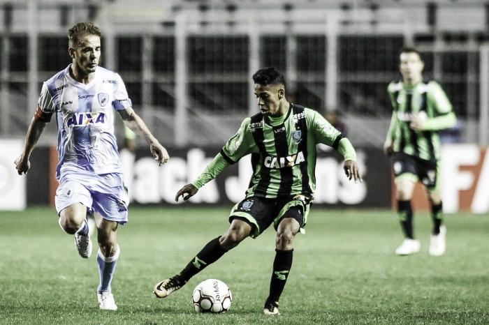 A uma vitória do título brasileiro da Série B, América-MG enfrenta Londrina fora de casa