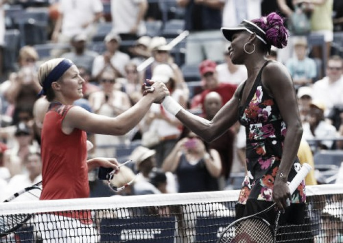 Venus And Serena Williams Lose Olympic Doubles Match For The First Time