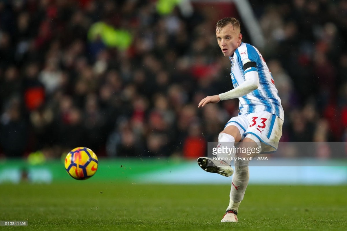 "Florent Hadergjonaj: Huddersfield must ""work as a team"" if they are to be successful against Spurs"