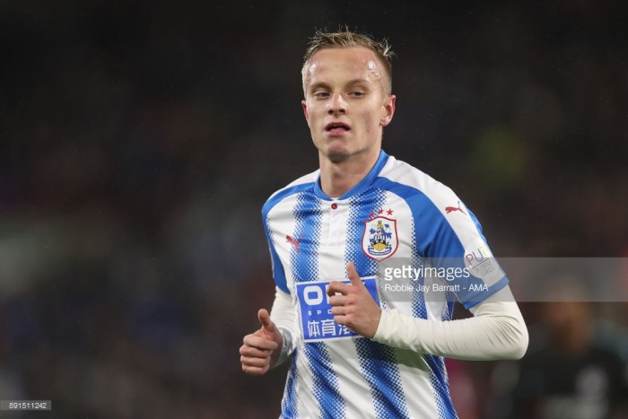 "Florent Hadergjonaj happy after ""well deserved win"" over Watford"