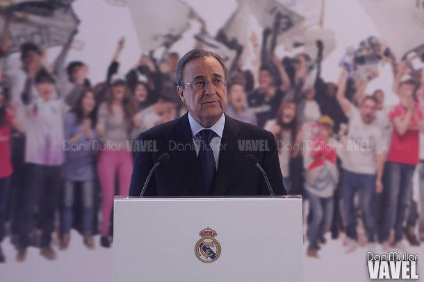 Resultado rueda de prensa de Florentino Pérez para la destitución de Ancelotti