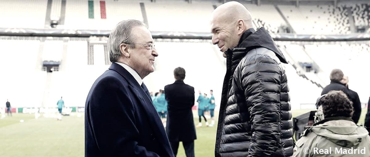 """Florentino Pérez: """"Cristiano Ronaldo es el gran heredero de Di Stéfano"""""""