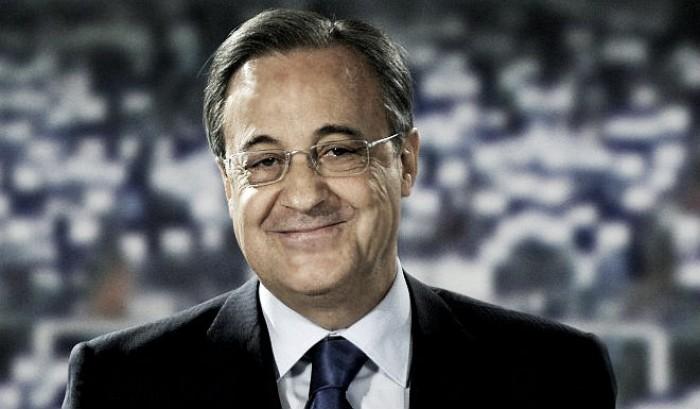 Real Madrid, Florentino Perez confermato presidente