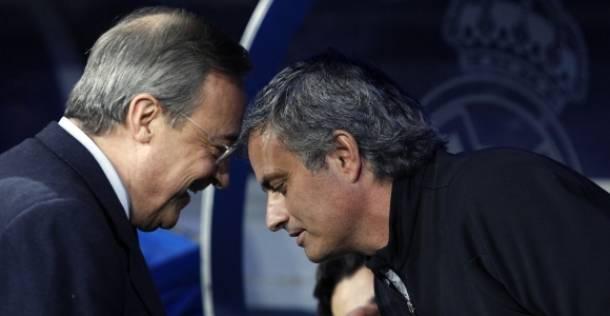 "Mourinho: ""Yo le pedí a Florentino el fichaje de Gareth Bale"""