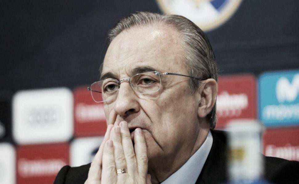 """Florentino Pérez: """"Tenemos la mejor plantilla del mundo"""""""