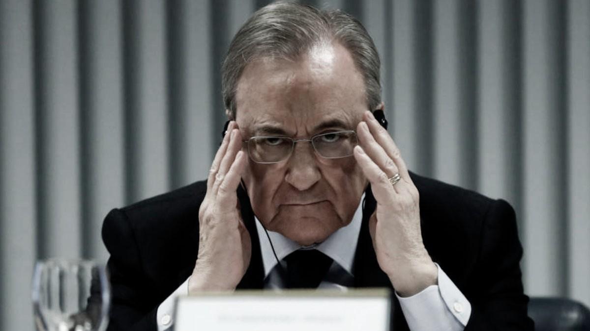 El Real Madrid cierra rumores con un comunicado sobre el audio de su presidente