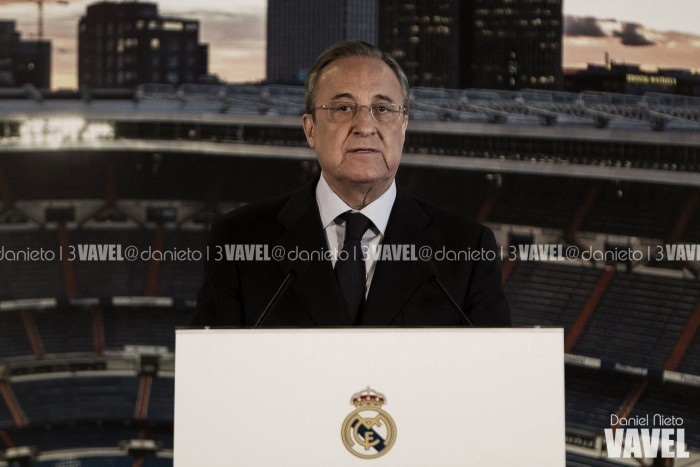 Presidente do Real Madrid exalta 'volta do rival Milan' e alfineta Barcelona