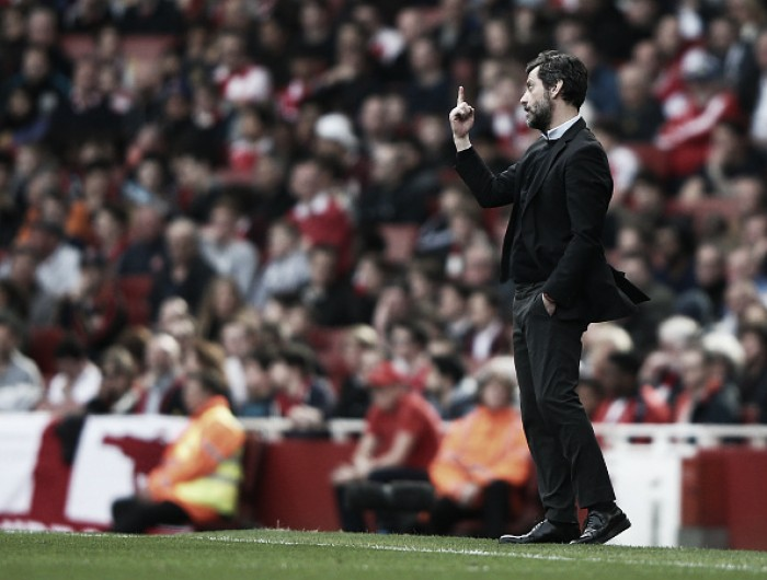 Flores reflects on Arsenal defeat