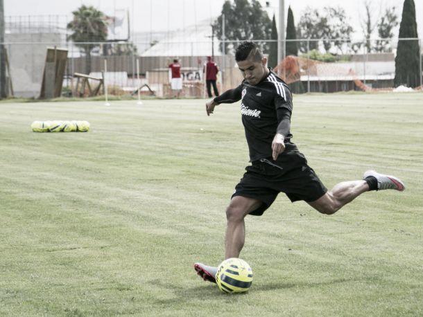 """Felipe Flores: """"Tenemos equipo para pelear en cualquier cancha"""""""