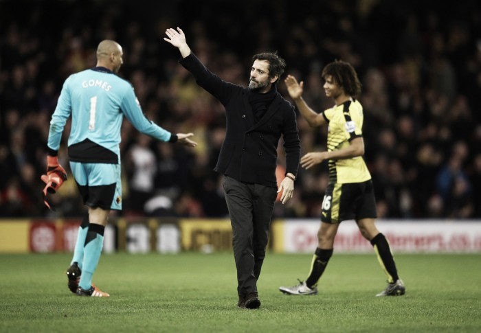 Opinion: Watford ship will continue sailing with or without Quique Sanchez Flores at the helm