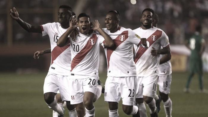 Perú sigue avanzando y sigue soñando